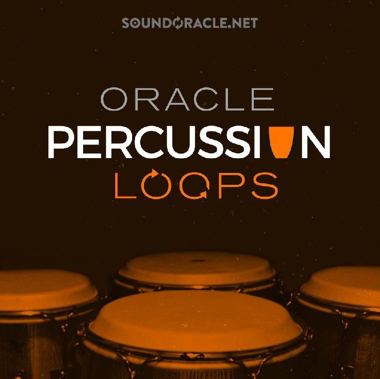 Oracle Sound Percussion Loops