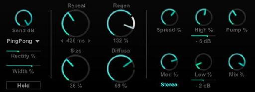 Diffuse from Dub Machines