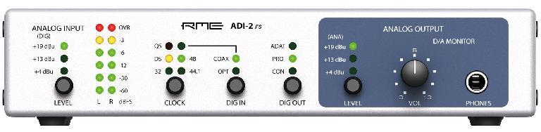 RME ADI-2 FS 2-channel converter