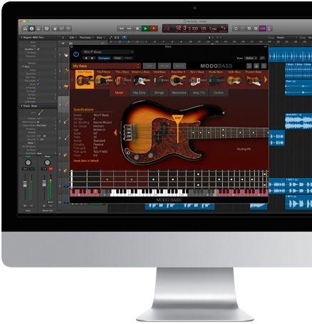 MODO BASS iMac