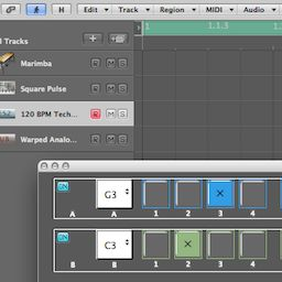 MPV Free Stuff: Step Sequencer For Logic Pro