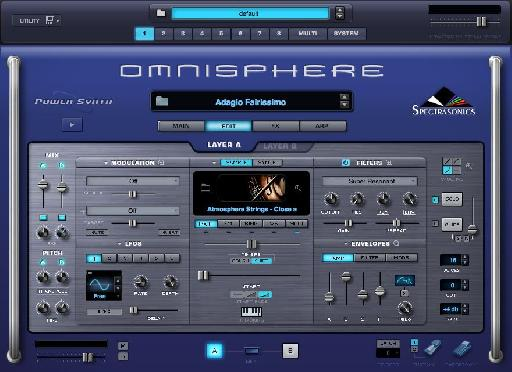 Omnisphere has made the grade for a few of my roundups mainly down to the fact it's totally awesome.