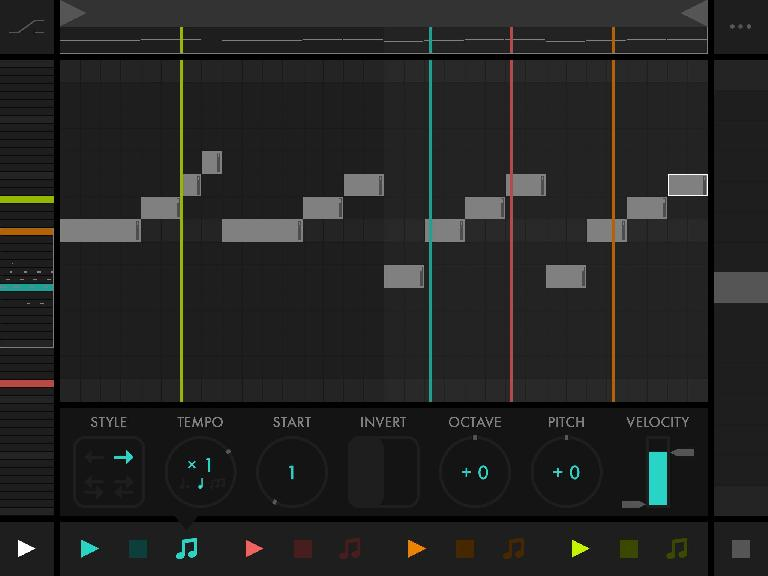 Fugue Machine screenshot