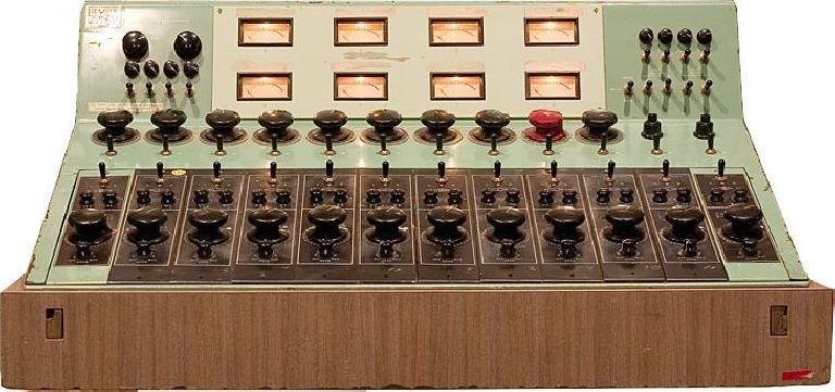 Fig 1A An original UA console