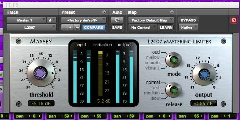 Massey L2007