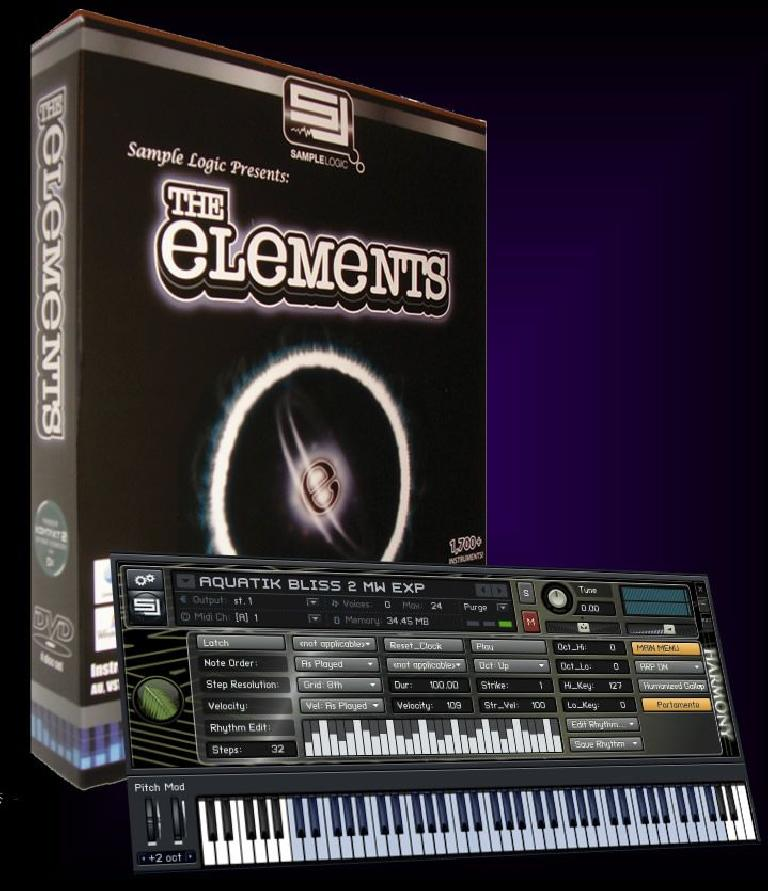 Sample Logic Elements EXP