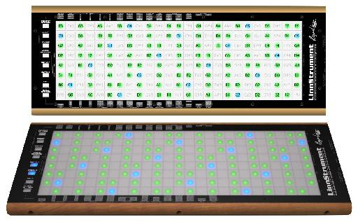 The LinnStrument.