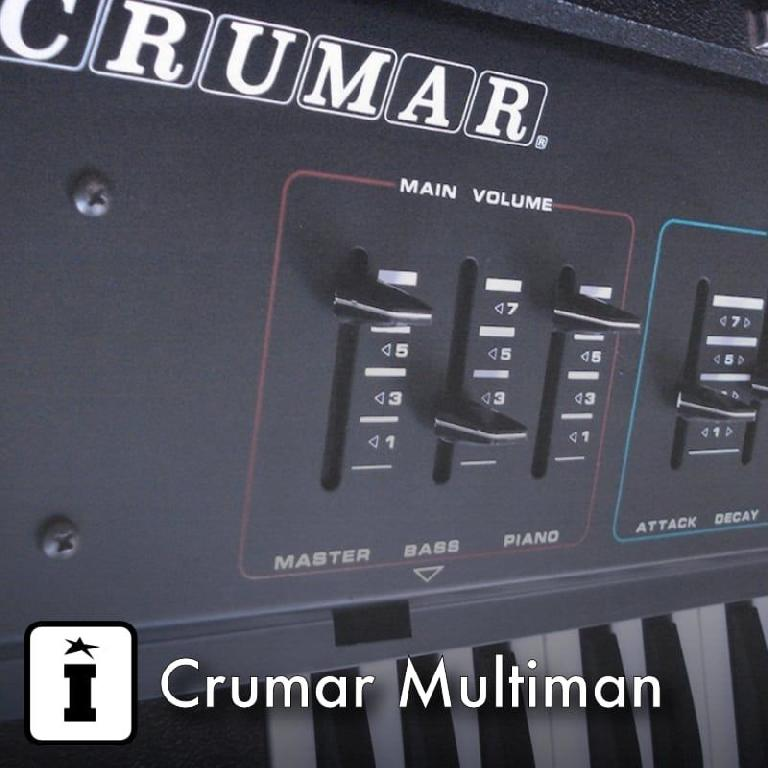 Crumar Multiman Noiss Coko