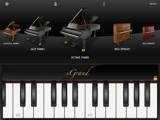 iGrand Piano offering'¦