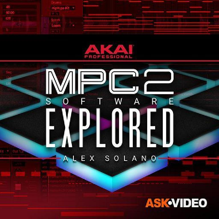 Learn the MPC2 Software at Ask.Video