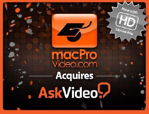 macProVideo.com Acquires AskVideo.com