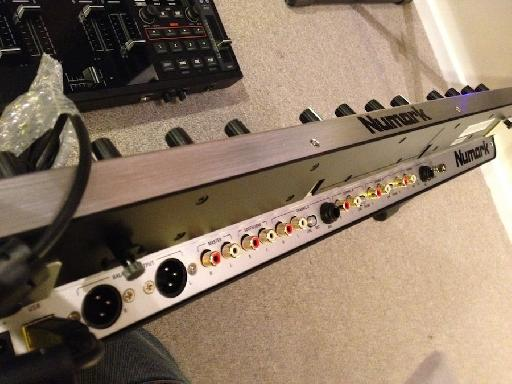 (Pic 4) Remember the 4Trak is a fully featured multi channel USB audio interface.