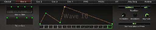 New waveform.