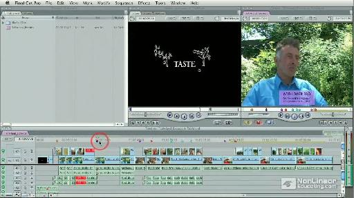 Remember this? The Final Cut Pro 7 interface