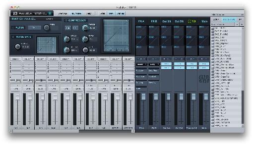 Virtual Studio Live.