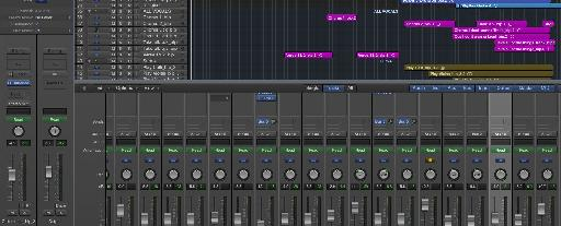 5. Change All Tracks Back to Read Automation