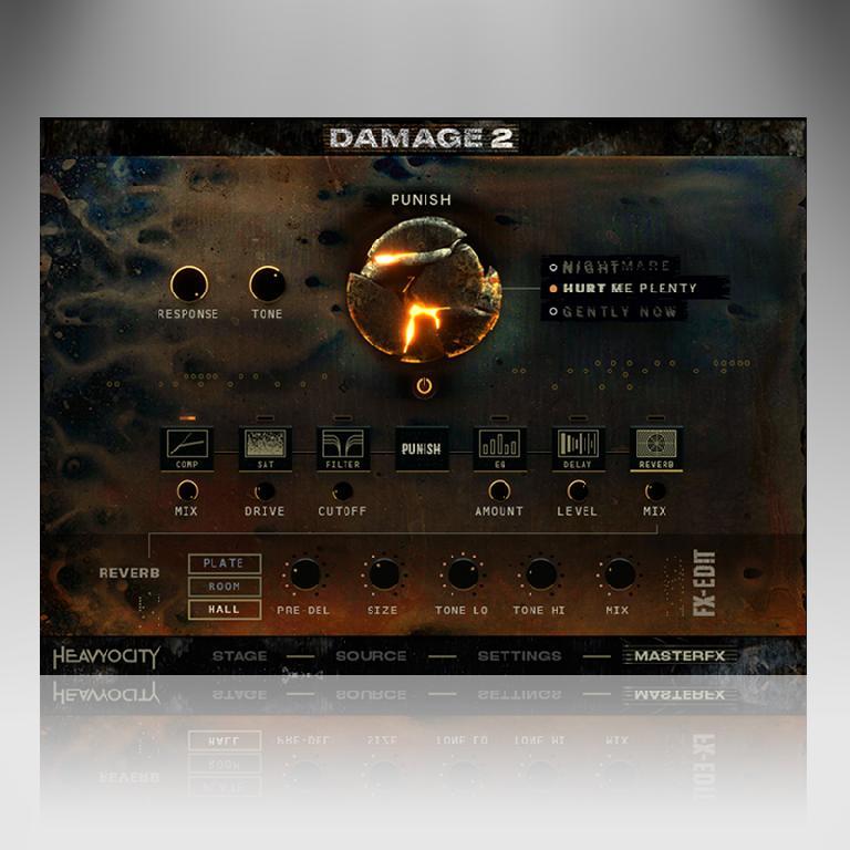 Damage 2 Master FX
