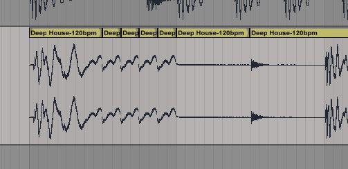 Tones Warp Clip