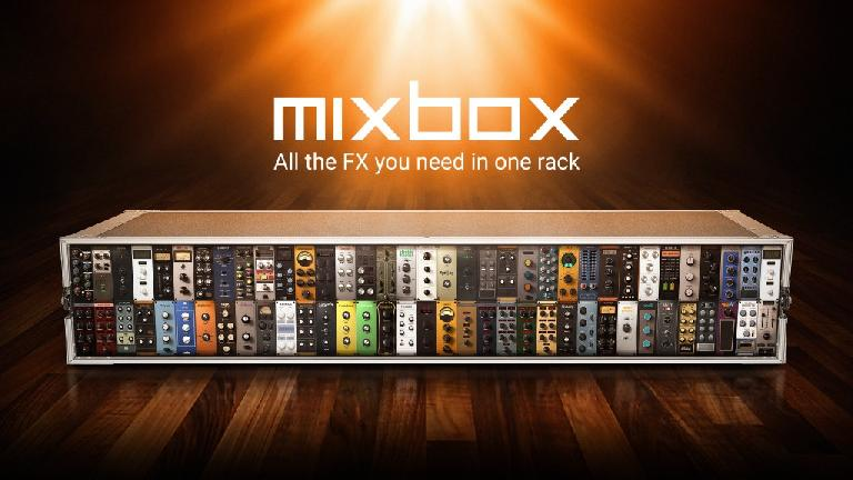 IK MixBox - 70 plugins in one rack