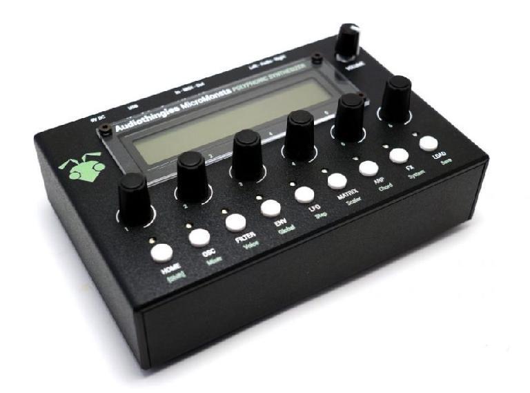 Audiothingies Micromonsta