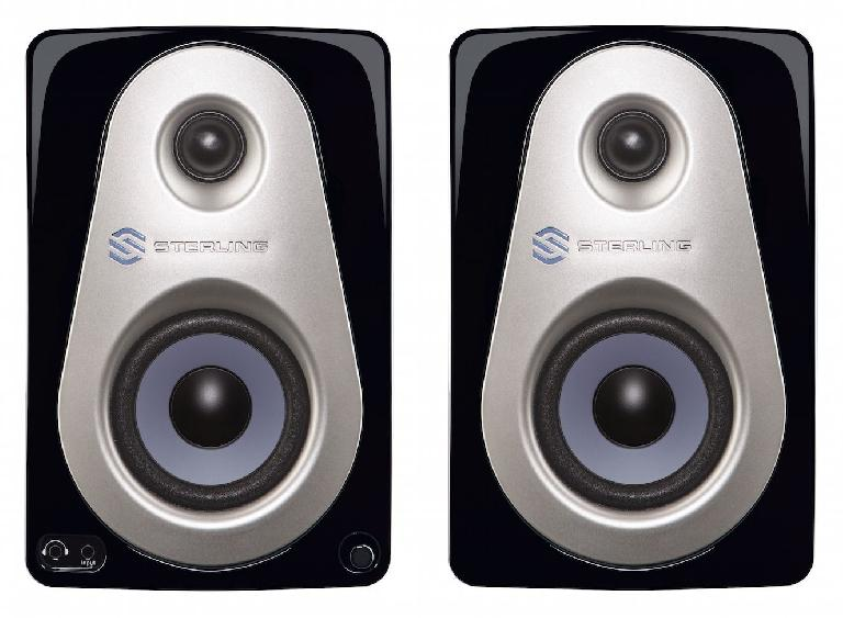Sterling Audio MX3 studio monitors
