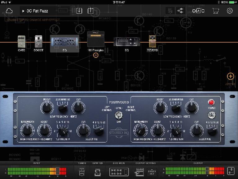 BIAS FX Stereo EQ