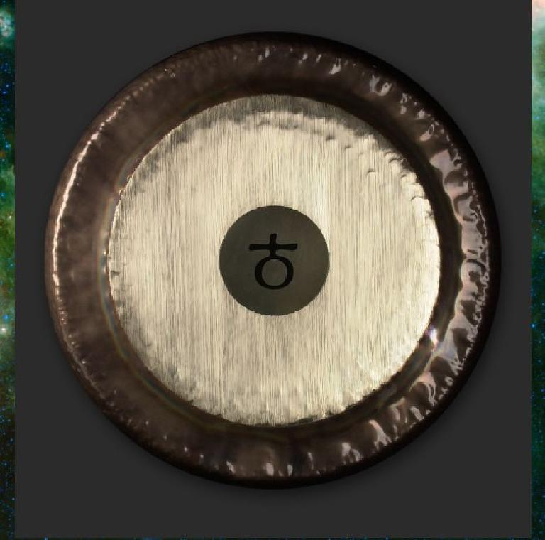 Figure 5: Paiste Planet Gong
