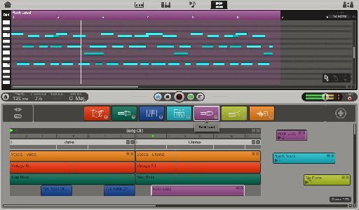 Midi Editing with Ignite
