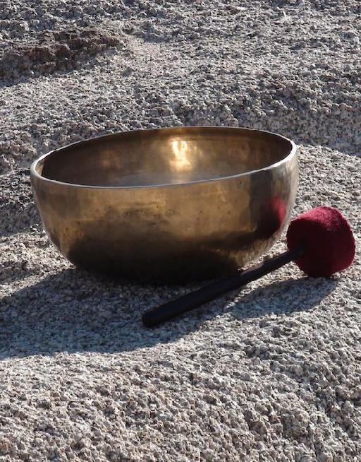 Large Tibetan Bowl