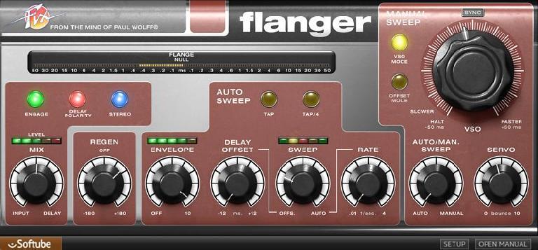 Fix Flanger