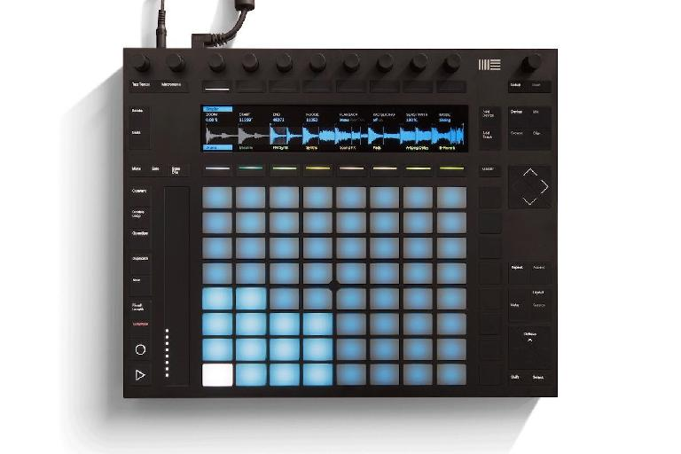 Ableton Push 2's Instrument Browser