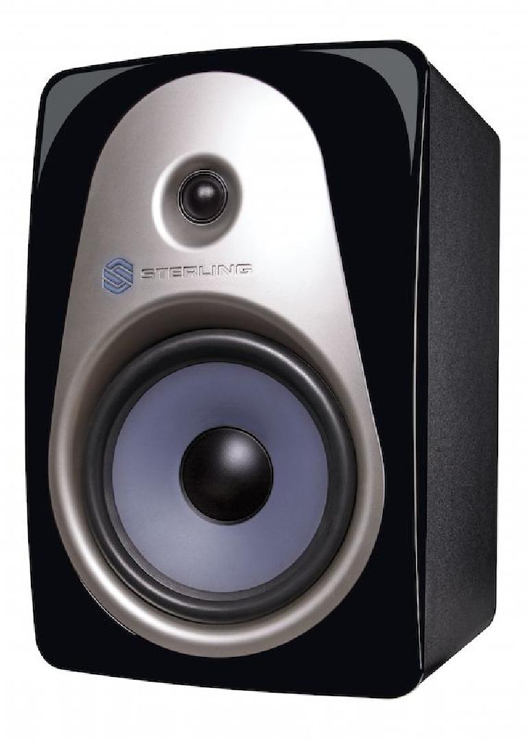 Sterling Audio MX8 studio monitors