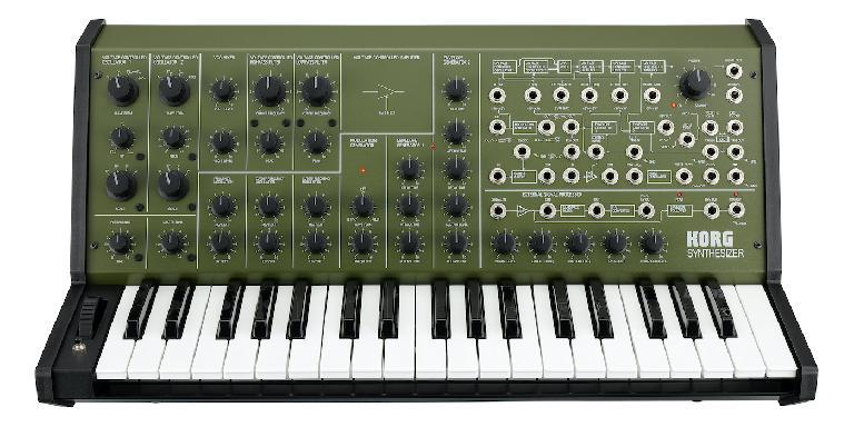MS-20 FS Green