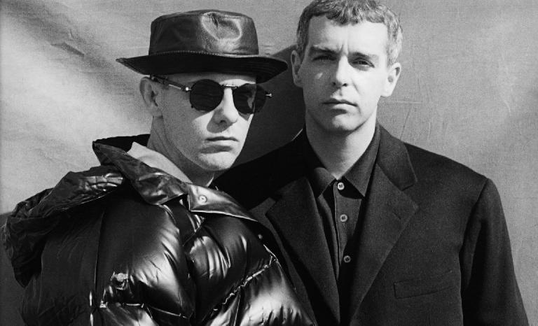 The Pet Shop Boys : synth-pop ninjas.