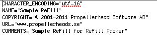 Info.text file