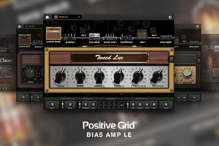 Positive Grid Bias Amp LE