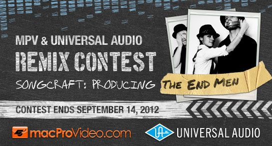 Producing The End Men Contest: Win $2,500 of UA gear!