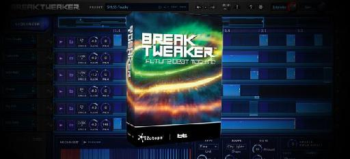 iZotope and BT BreakTweaker