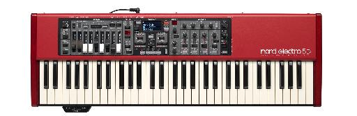 Photo above: Nord Electro 5D 61