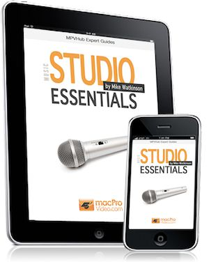 Music Studio Essentials by Mike Waktinson (iPad and iPhone friendly)
