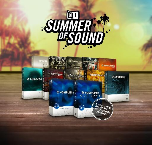 It's summer time and a good time to make some sound!