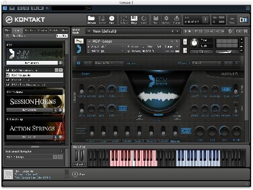Tempo synced loops are great for soundtracks and electronic music.