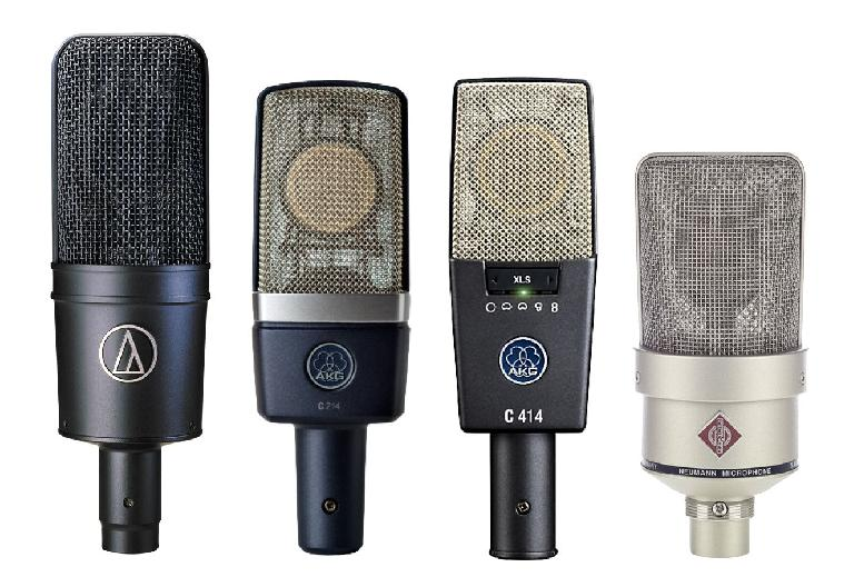 "Some ""really good"" mics in the $500-$1000 range"