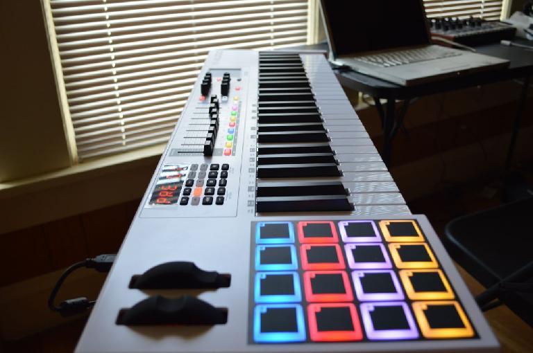 M-Audio Code 49 MIDI Controller Keyboard
