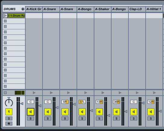 Drum mix