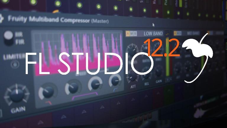 FL Studio 12.2
