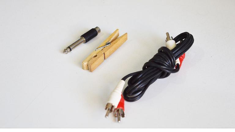 sustain circuit parts