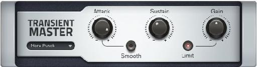 Transient Master is also a separate plugin