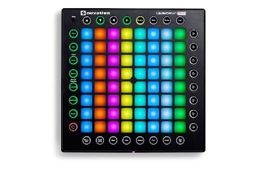 The new Novation Launchpad Pro in all its glory.